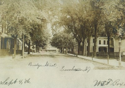 bridge st. 1906